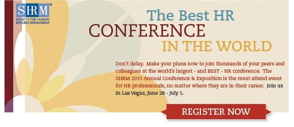 SHRM 2015 Conference