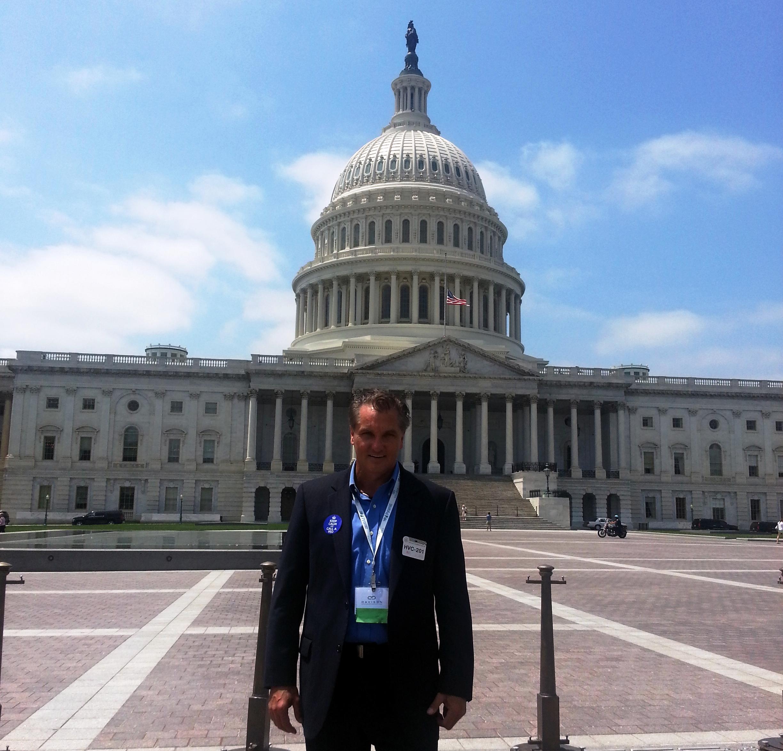 Brian Kelly visits Washington DC