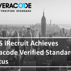 iRecruit and WOTC Veracode Verified Standard Status